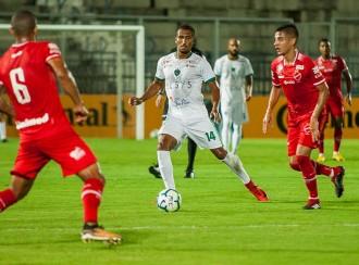 Manaus FC fica no empate com o Vila Nova e está fora da Copa do Brasil