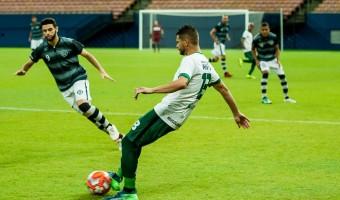 Rio Negro e Manaus FC ficam no empate