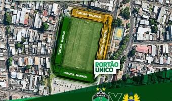 Manaus FC solicita divisão de torcidas para a final