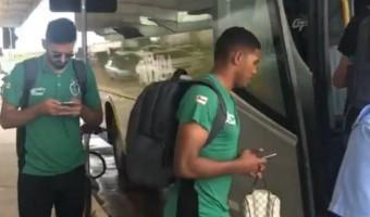 Primeiro voo do Gavião rumo à Série C