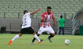 Manaus contrata meia Janeudo, campeão brasileiro pelo Ferroviário em 2018