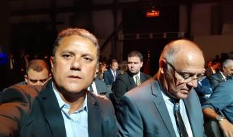 Presidente do Manaus participa do 'Prêmio Brasileirão 2019'