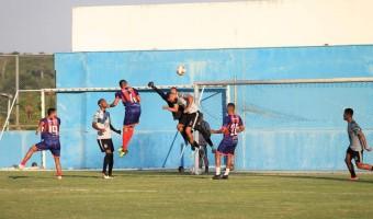 Gavião do Norte fica no empate no primeiro jogo-treino