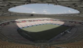 Jogo-treino do MANAUSFC contra o Betânia FC é transferido do estádio Carlos Zamith para a Arena da Amazônia