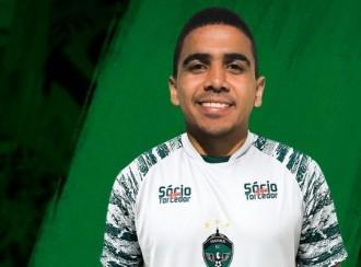Matheuzinho chega para reforçar o elenco do Manaus FC para a Série C