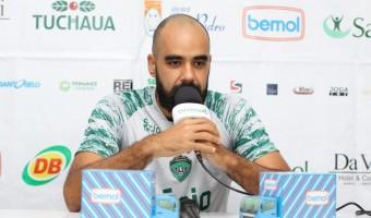 Novo meia armador do MANAUSFC, Daniel Costa é apresentado oficialmente