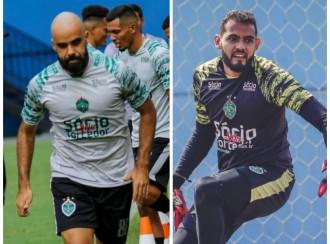 Plantão médico: Qual é a situação do goleiro Jonathan e do meia Daniel Costa?