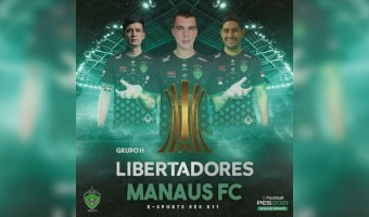 Manaus FC estreia hoje em torneio continental