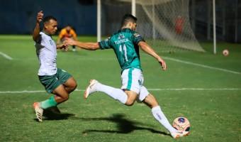 Sete meses após lesão, Igor reestreia como titular pelo Manaus FC