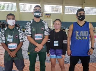 É seleção! Atletas de Wrestling do Manaus representarão o Brasil no Pan-americano