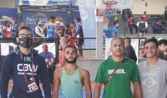 Pelo Pan-americano Cadete Junior, atletas do Manaus FC conquistam medalhas para o Brasil