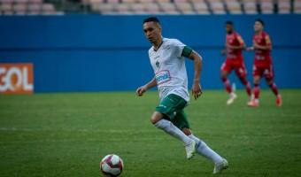 Manaus FC comunica saída de Marcelinho