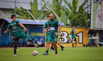 Manaus FC se reapresenta focado na Copa Verde 2021