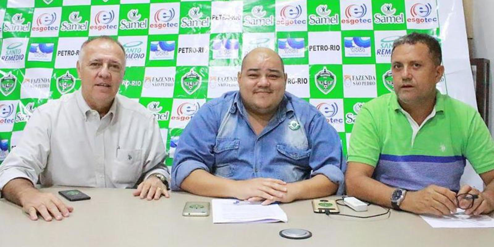 De olho na temporada 2018, Manaus FC anuncia novo diretor de Marketing