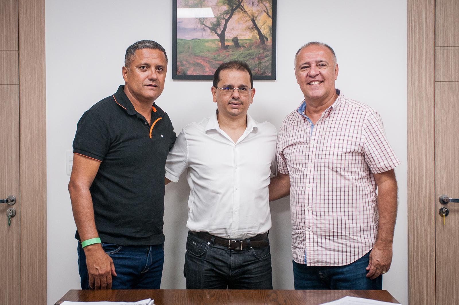 Manaus FC e Samel Planos de Saúde renovam patrocínio por mais um ano