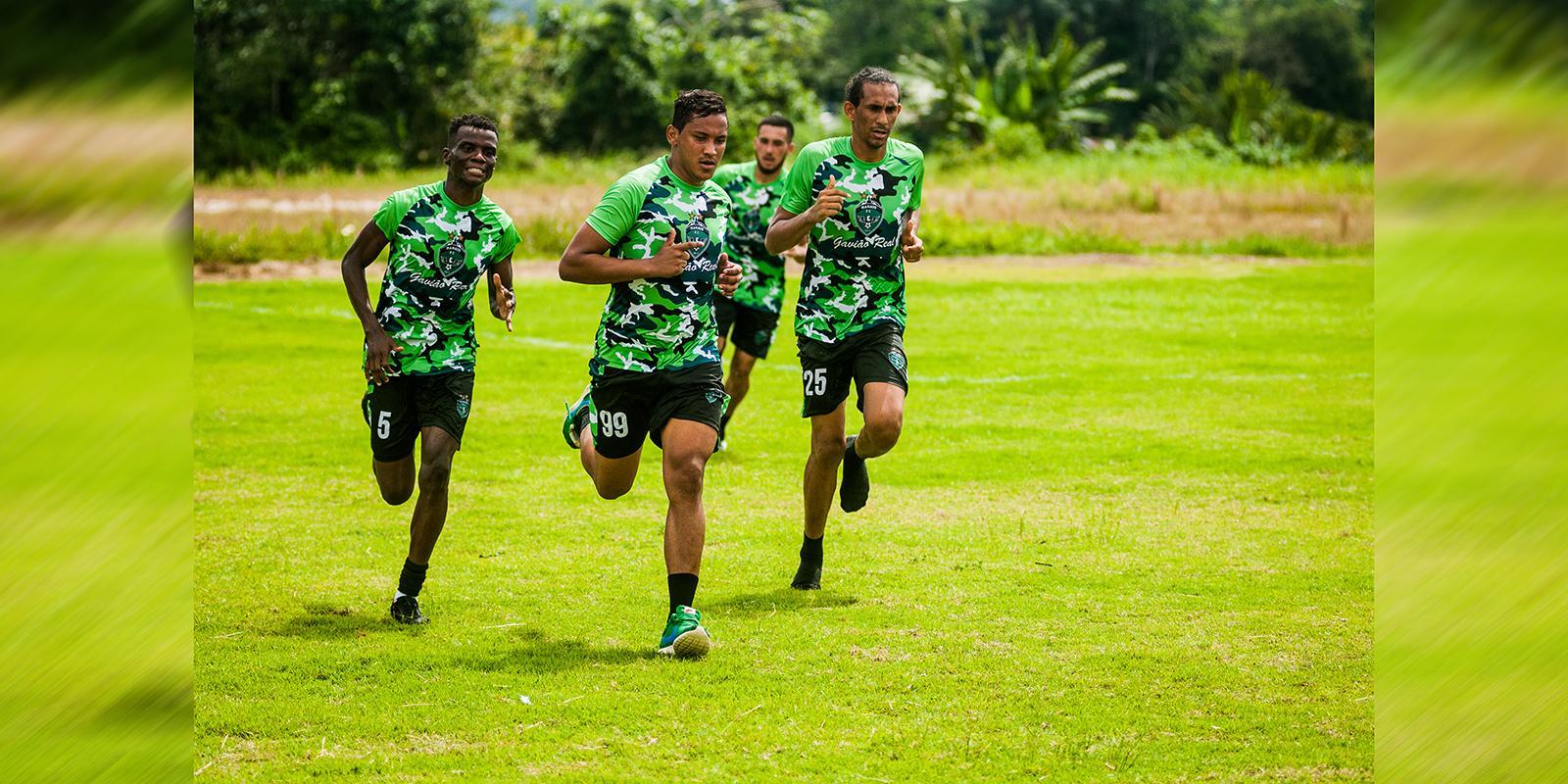 Manaus FC encara Vila Nova na Colina, dia 13