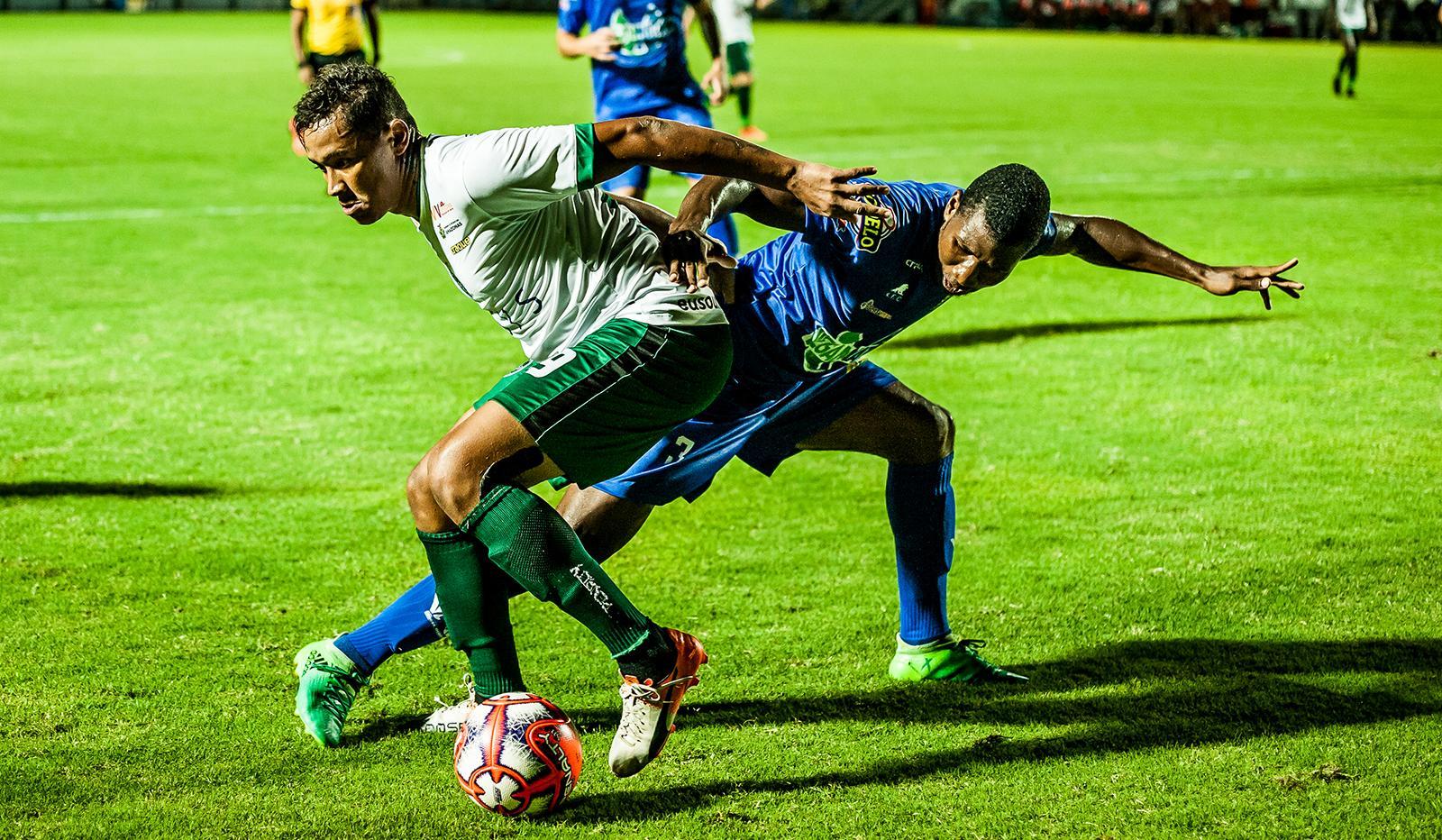 Manaus FC sofre primeiro revés da temporada
