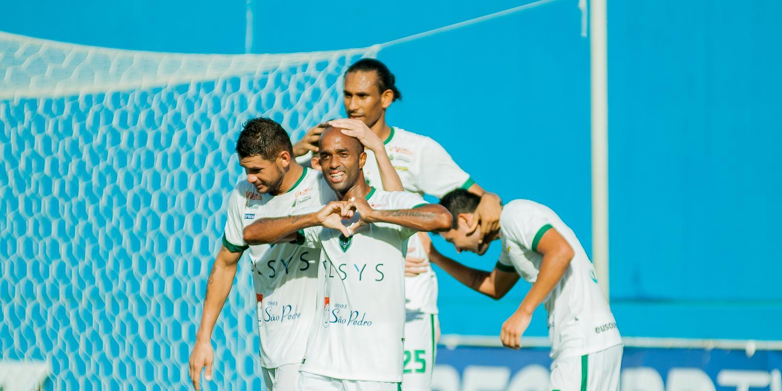 Vitória sobre o Penarol consolida liderança do Manaus FC