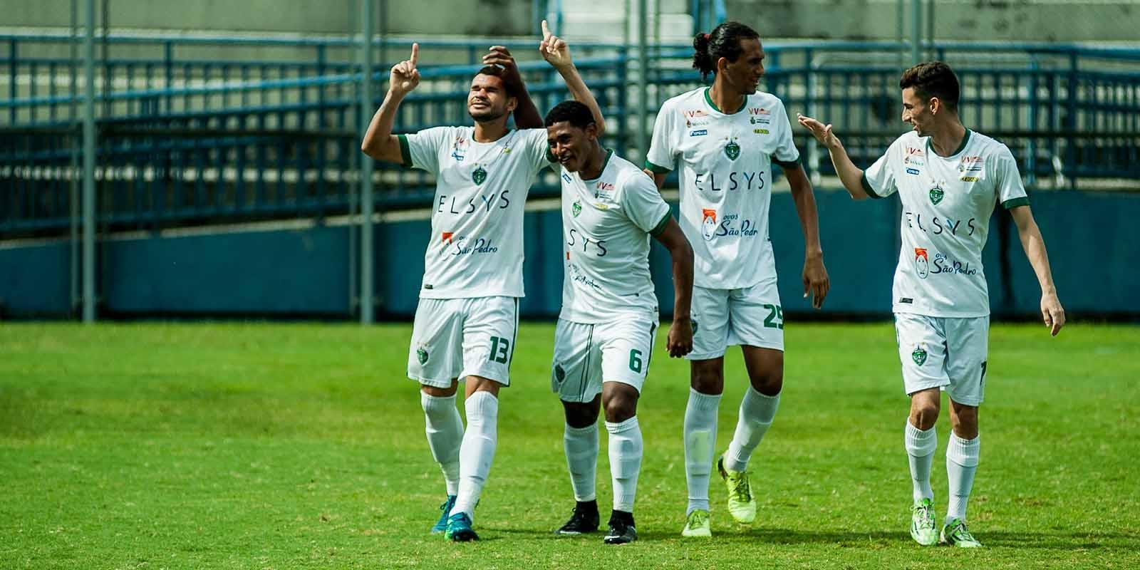 Confira as datas, os horários e os locais dos jogos do Manaus FC na Série D