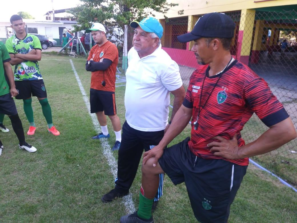 Luis Carlos Martins assume o comando do time sub-21
