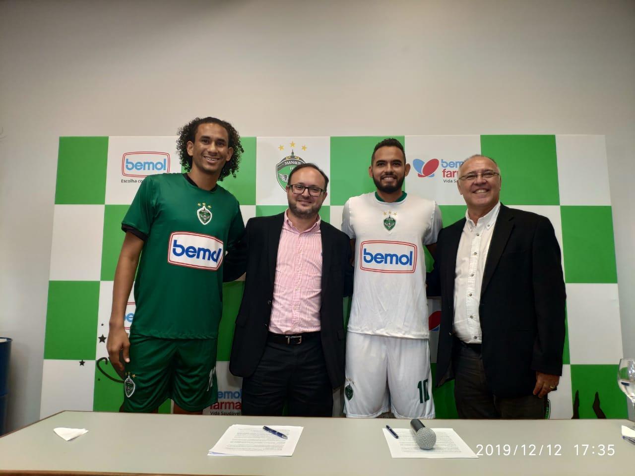 Parceria campeã: Bemol é nova patrocinadora master do Manaus