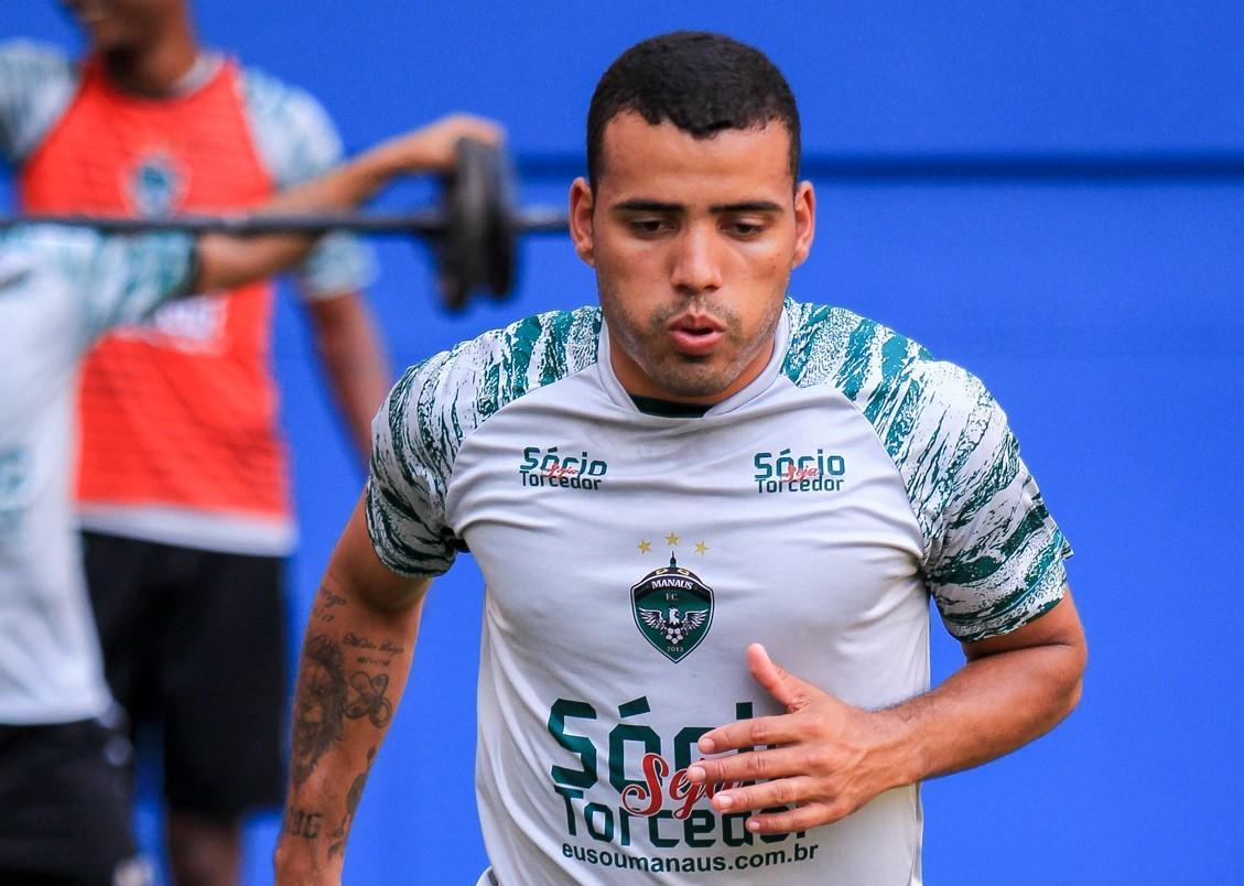 MANAUSFC apresenta novo reforço para a Série C do Brasileiro