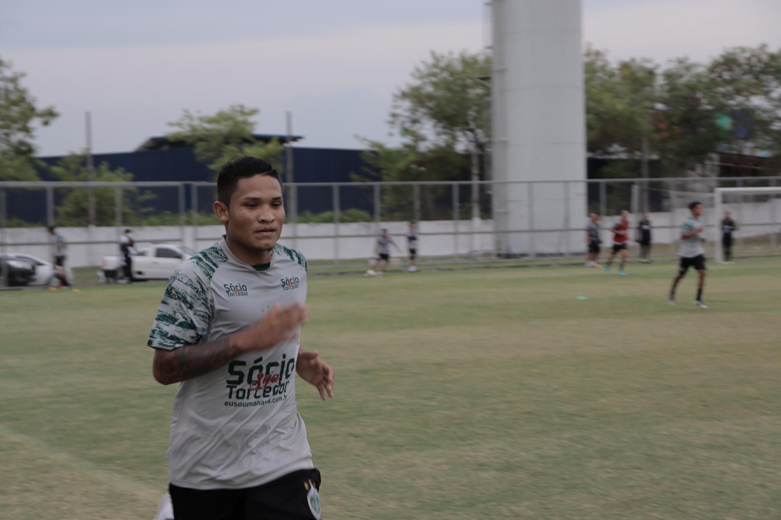 Atacante Jackie Chan é contratado pelo MANAUSFC para a disputa da Série C do Brasileirão