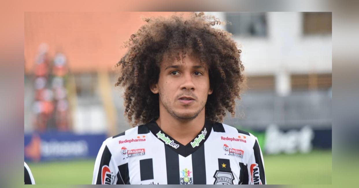 Manaus FC anuncia a contratação do meia Douglas Lima