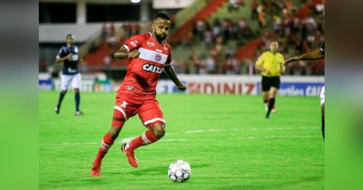 Diego Rosa é do Manaus!