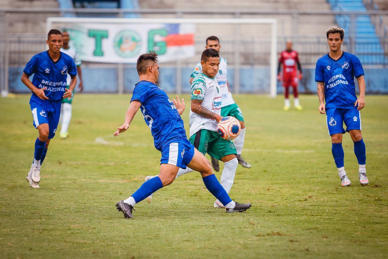 Manaus vence Penarol e confirma liderança do grupo A