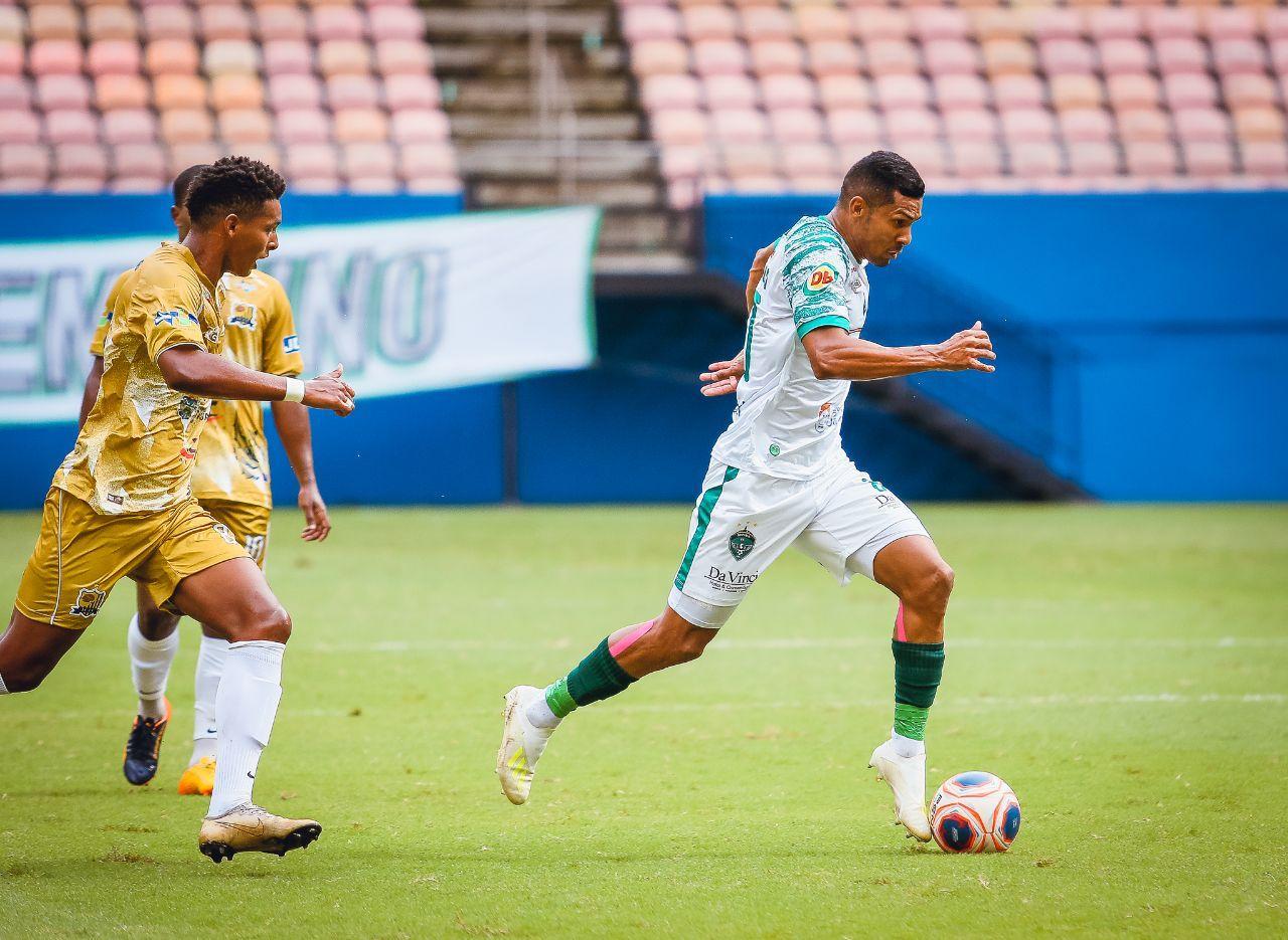 Manaus FC encara o JC nesta quarta-feira (21)