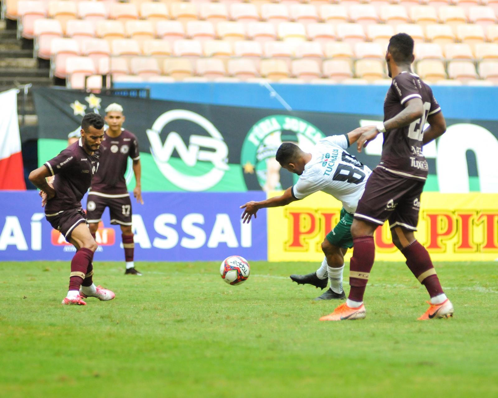Manaus FC inicia preparação para duelo contra o Botafogo da Paraíba
